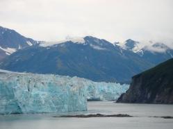 The Hubbard Glacier, Alaska
