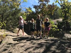 Exploring Elephant Rocks State Park