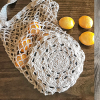 Marigold Market Bag CAL Part 3