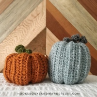 Crochet Pumpkin Pattern And Tutorial