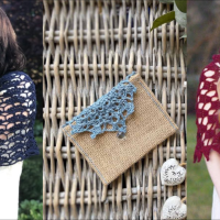 Free Crochet Patterns Featuring Picots