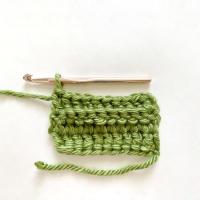 Back Post Double Crochet Stitch Tutorial
